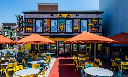Universal Studios Hollywood adding ramen, nachos, grilled cheese at upcoming MINION CAFE