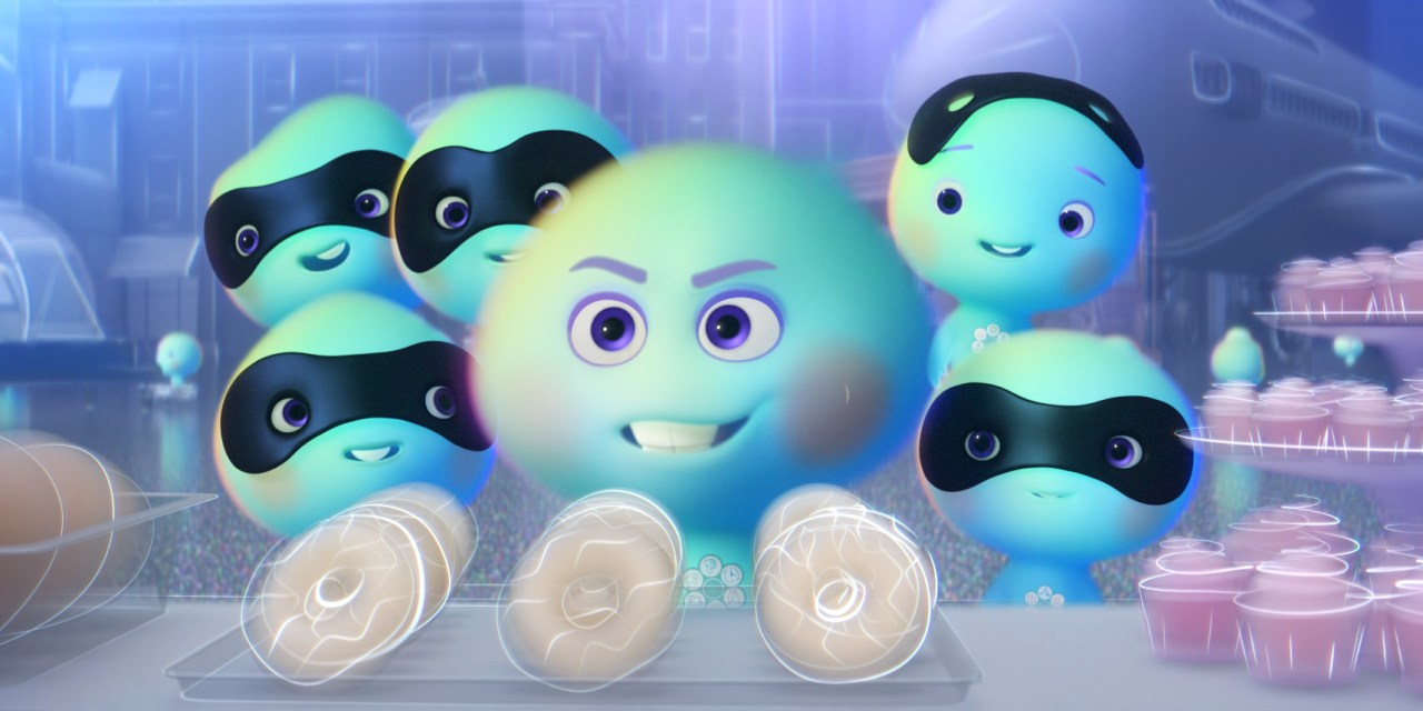 New 22 VS. EARTH short returns to the ethereal astral plane of Disney-Pixar's SOUL
