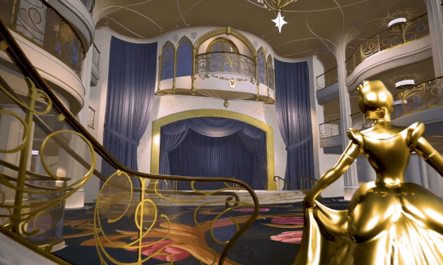 DISNEY WISH cruise ship unveils details on new entertainment options, venues, and experiences