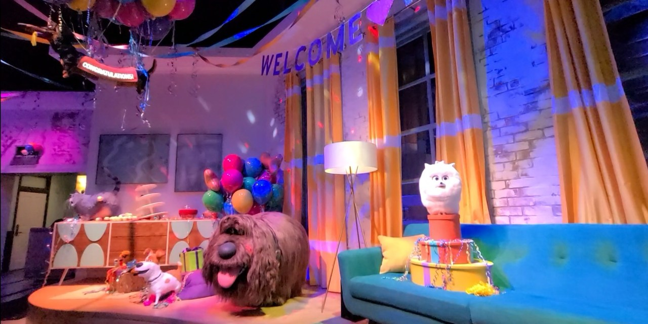 WATCH: Full queue and on-ride POV for Secret Life Of Pets: Off The Leash! at Universal Studios Hollywood!