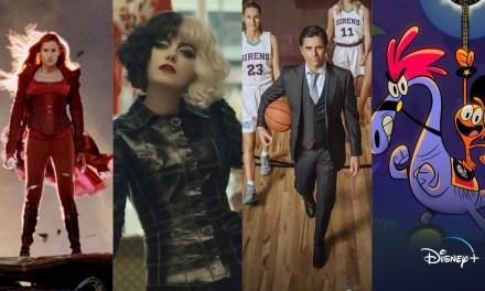 WHAT'S NEW (May 2021) – More movies, series, seasons, and original programming coming to #DisneyPlus