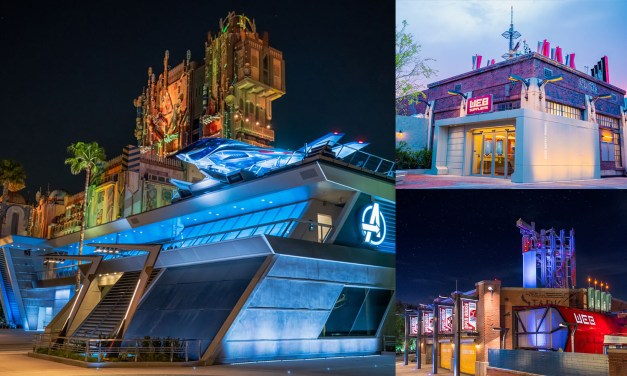 PEEK INSIDE: Disneyland Resort AVENGERS CAMPUS Marvel-themed land set to open June 4, 2021