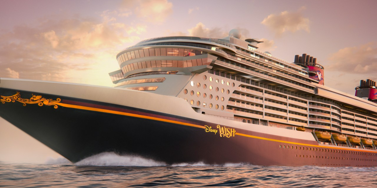 DISNEY WISH member-exclusive sailing for Disney Vacation Club members announced for June 9, 2022