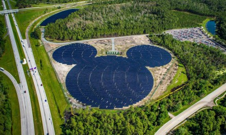 CLOSER LOOK: How Disney Parks harness solar power around the globe