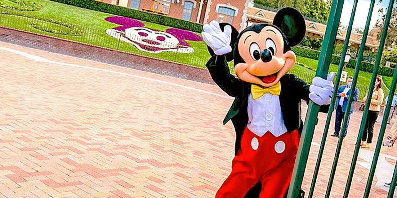 Out-of-state guests can visit Disneyland Resort starting Jun. 15; 120-day theme park reservations booking window