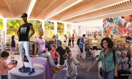 CLUB COOL and re-imagined CREATIONS SHOP opening this summer at EPCOT