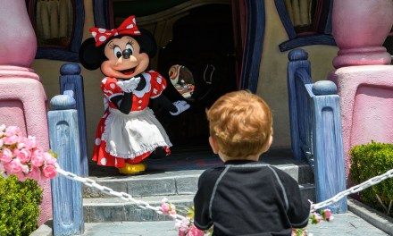 Every single place you can find characters at Disneyland and Disney California Adventure!