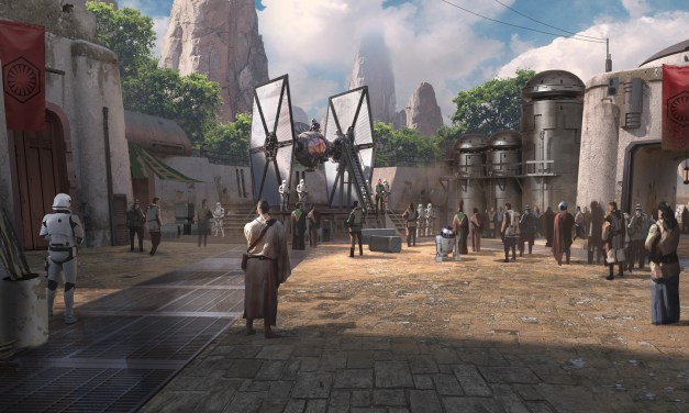 Nine awesome things that did NOT make it into STAR WARS: GALAXY'S EDGE; restaurants, speeder bikes, bounty hunters, and more!