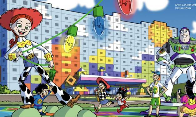 You'll never believe the name of Tokyo Disney Resort's new Toy Story hotel