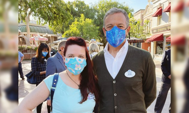 OP-ED: A Disney fan's emotional experience back at the Disneyland Resort in more than 400 days