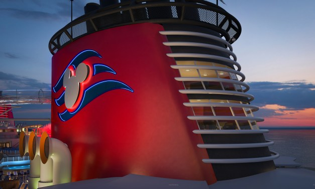 FIRST LOOK: Disney Cruise Line's most extravagant suite yet is inside the ship's… funnel!