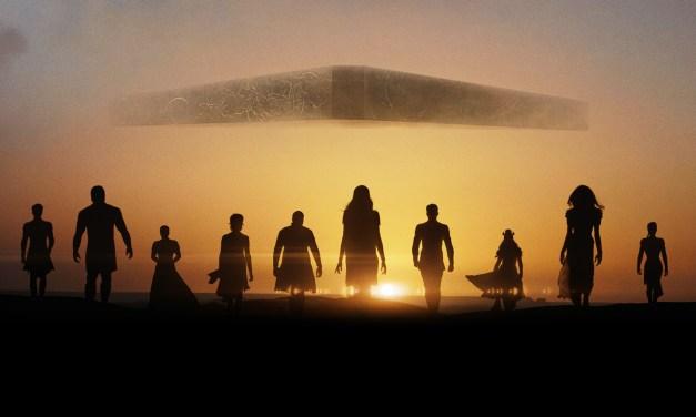 WATCH: Marvel Studios' ETERNALS unleashes first teaser trailer, poster