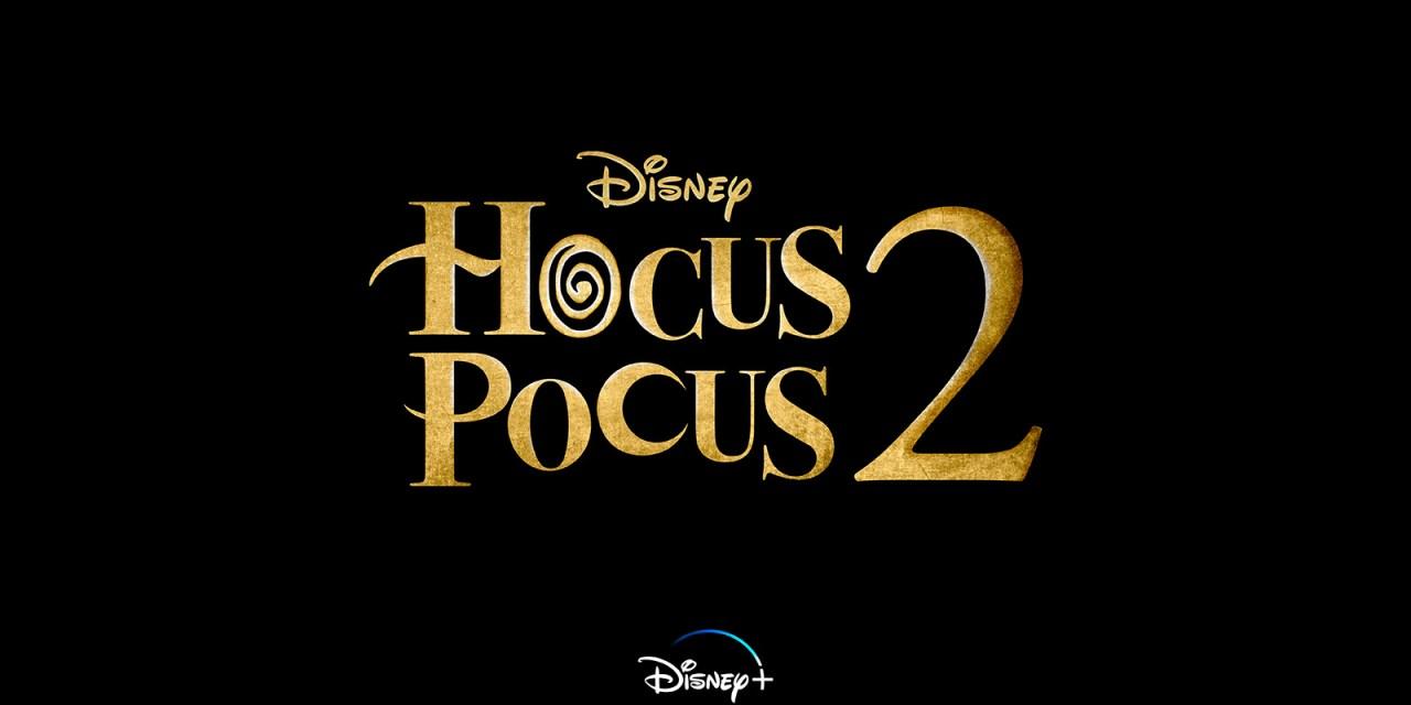 HOCUS POCUS 2 reuniting Bette Midler, Sarah Jessica Parker, and Kathy Najimy on #DisneyPlus