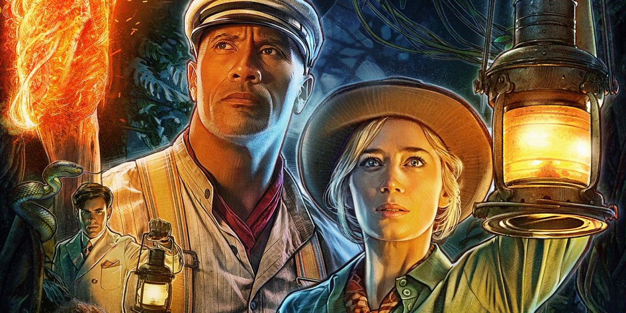 JUNGLE CRUISE sails into the El Capitan Theatre with costume display, special extras, and opening night event