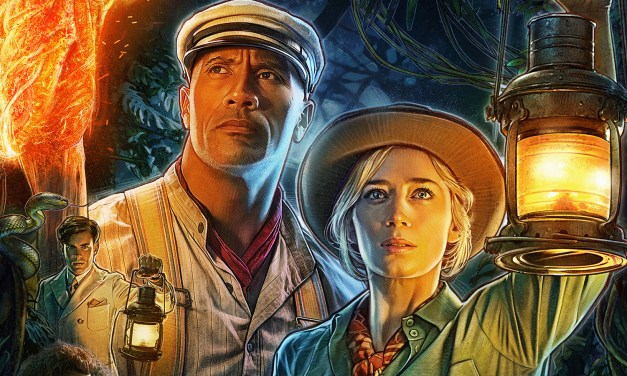 Don't take it for granite, the home release of JUNGLE CRUISE comes to digital Aug. 31 and physical Nov. 16