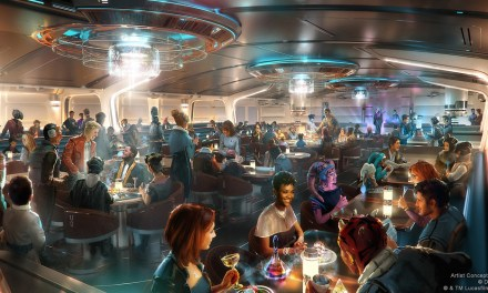'Crown of Corellia Dining Room' and more details emerge for upcoming STAR WARS: GALACTIC STARCRUISER