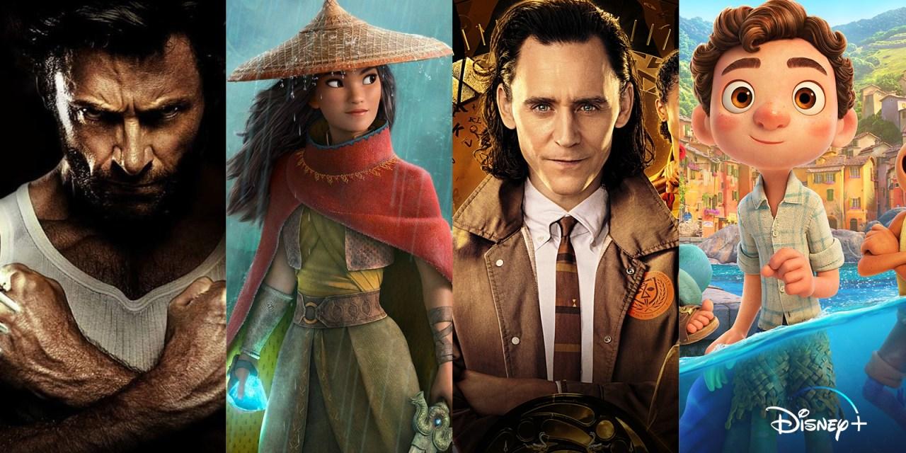 WHAT'S NEW (June 2021) – More movies, series, seasons, and original programming coming to #DisneyPlus
