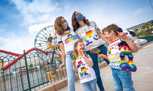 Disney's Pride Month 2021 collection introduces colorful range featuring Disney, Pixar, Marvel, and Star Wars
