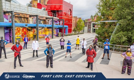 Disney unveils Cast Member costumes for AVENGERS CAMPUS Marvel-themed land