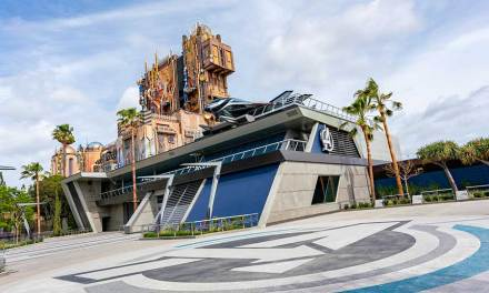WATCH: AVENGERS CAMPUS offers another peek inside Marvel-themed land with new video, photos
