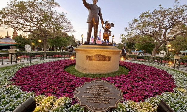 PICTORIAL: An update on Disneyland Resort construction, attraction enhancements, a merch run, and more!