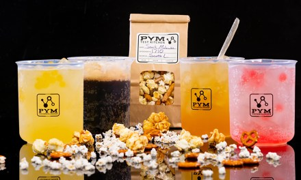FIRST LOOK: PYM TASTING LAB lounge menu pricing, pictures, and details at Avengers Campus