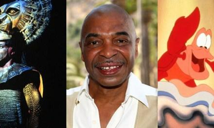 Samuel E. Wright, voice of Sebastian, has passed away at 74