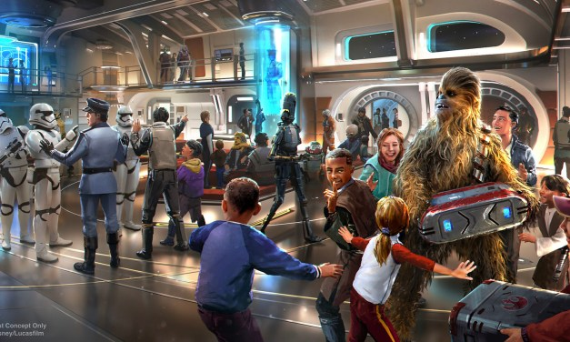 New STAR WARS: GALACTIC STARCRUISER seeking cast and crew including Captain, Saber Trainer, Mechanic, and Cruise Director