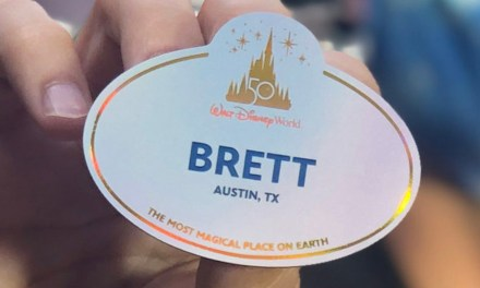 Walt Disney World unveils 'EARidescent' nametags for Cast Members during its 50th anniversary celebration