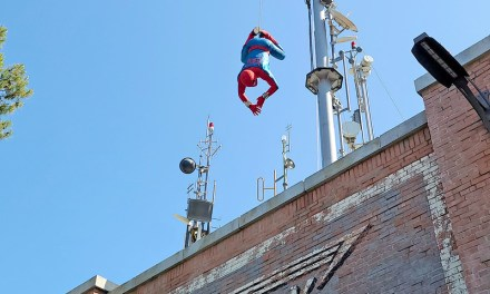 GUIDE: Watch Spider-Man swing across the sky in new show moment at #AvengersCampus