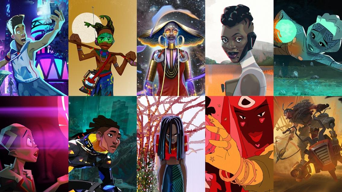 KIZAZI MOTO: GENERATION FIRE animated anthology coming in 2022 to #DisneyPlus