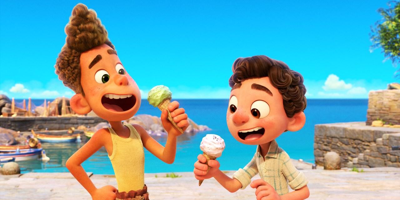 D23 PERK: Complimentary concessions at El Capitan Theatre for engagement of Pixar's LUCA
