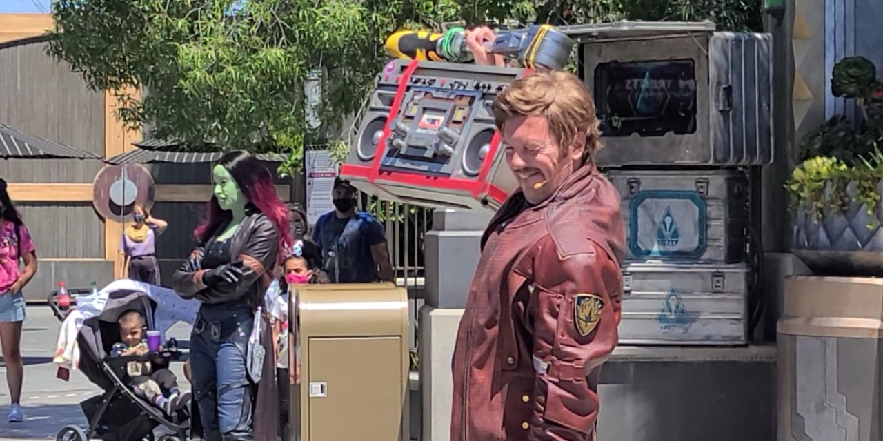 BACK AGAIN: Guardians of the Galaxy: Awesome Dance Off! debuts officially in #AvengersCampus