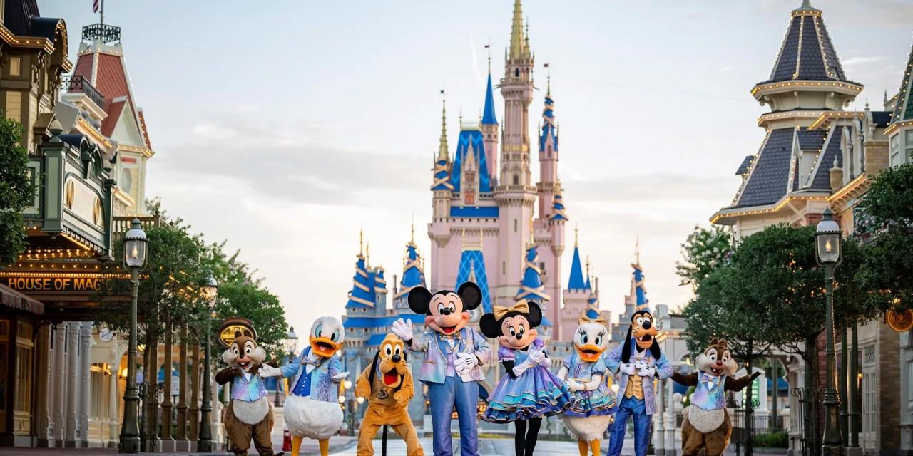 A LOOK BACK: 50 years of Walt Disney World milestones   #WDW50