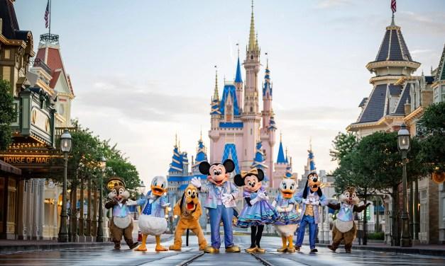A LOOK BACK: 50 years of Walt Disney World milestones | #WDW50