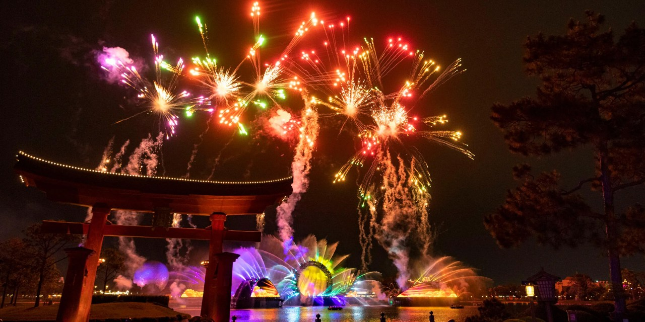 FIRST PEEK: New HARMONIOUS nighttime spectacular will bring the night to life at EPCOT   #WDW50