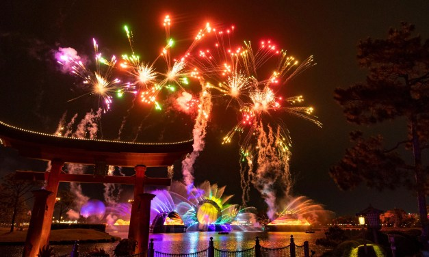 FIRST PEEK: New HARMONIOUS nighttime spectacular will bring the night to life at EPCOT | #WDW50