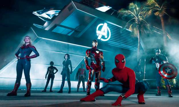 WATCH NOW: Grand Opening ceremony for AVENGERS CAMPUS at Disney California Adventure