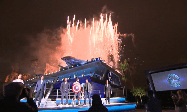 RECAP: Every amazing thing that happened at the AVENGERS CAMPUS grand opening ceremony!