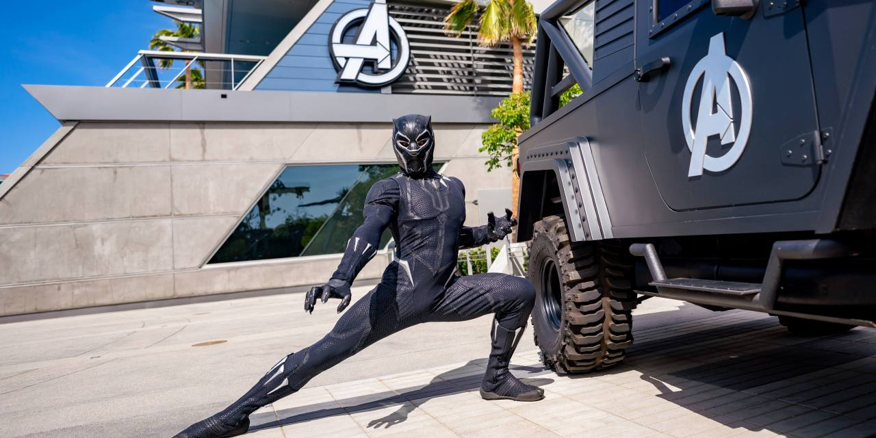 AVENGERS CAMPUS has now officially opened at Disney California Adventure!