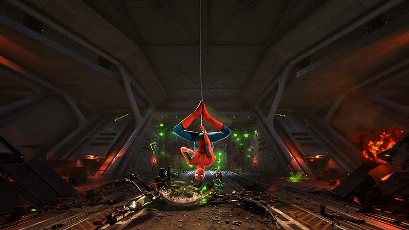 GUIDE: Take a ride on new 'WEB SLINGERS: A Spider-Man Adventure' attraction at #AvengersCampus