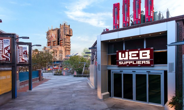 AVENGERS CAMPUS may require standby queue and Mobile Order will NOT guarantee access
