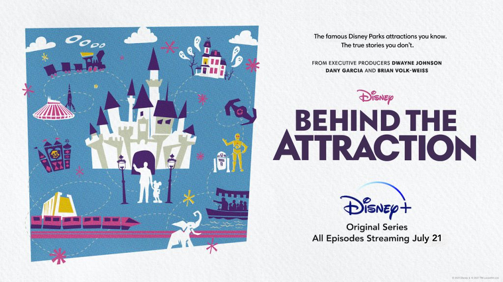 REVIEW: We've ranked all 10 episodes of BEHIND THE ATTRACTION #DisneyPlus