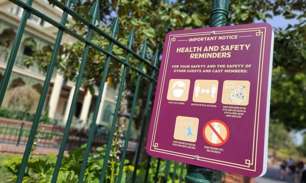 CONFIRMED: Disneyland Resort removes/reduces restrictions for face coverings, temperature checks, and more