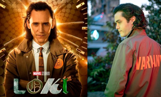 LOKI is burdened with a glorious wardrobe, revealing yet another look for AVENGERS CAMPUS