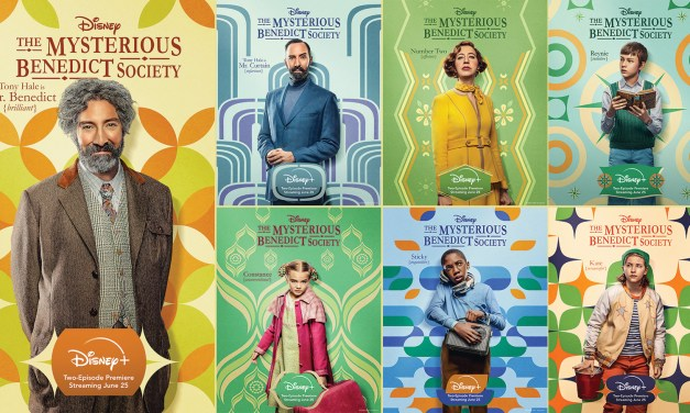 Trailer and character posters tease first-two-episode debut of THE MYSTERIOUS BENEDICT SOCIETY   #DisneyPlus