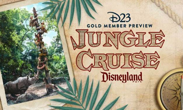 D23 PERK: Pre-opening Disneyland JUNGLE CRUISE opening day ride-through experience, $75