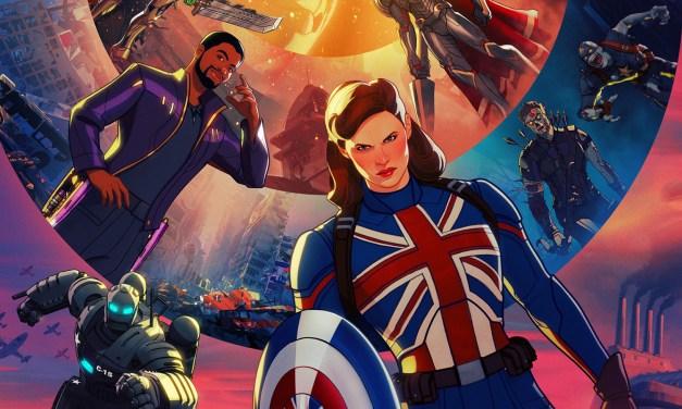 WATCH: Marvel Studios' WHAT IF…? confirms Aug. 11 debut on #DisneyPlus