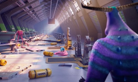 WATCH: John Ratzenberger cameos in MONSTERS AT WORK deleted scene | #DisneyPlus