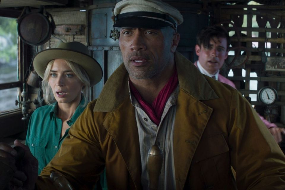 REVIEW: Watch your head, and if you don't watch your head, watch JUNGLE CRUISE